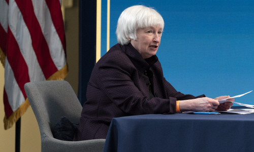 Yellen-Interest Rates